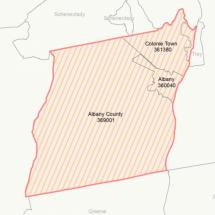 NY-503 - Albany City & County CoC