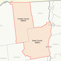 NY-520 - Franklin, Essex Counties CoC