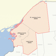 NY-522 - Jefferson, Lewis, St. Lawrence Counties CoC