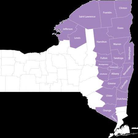 HMIS Counties