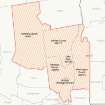 NY-523 - Glen Falls, Saratoga Springs/Saratoga, Washington, Warren, Hamilton Counties CoC